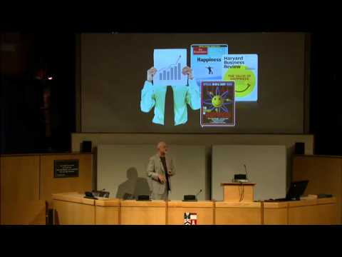 Anderson Chair Lecture: Prof. Daniel Gilbert