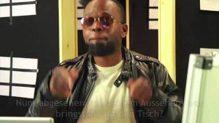 Black Eyed Peas Parodie - Deutsche Übersetzung