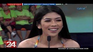 Wowowin: Emosyonal na panayam kay Herlene 'Sexy Hipon' Budol sa 24 Oras