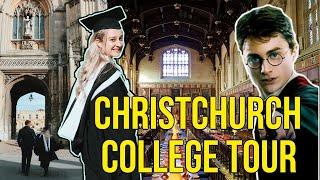 Christ Church College, Univęrsity of Oxford Tour & History (a sort of mini documentary)