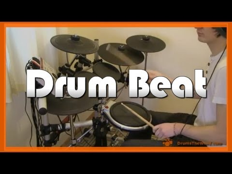 ★ Dance Of Eternity (Dream Theater) ★ How To Play Drum Beat (Mike Portnoy)
