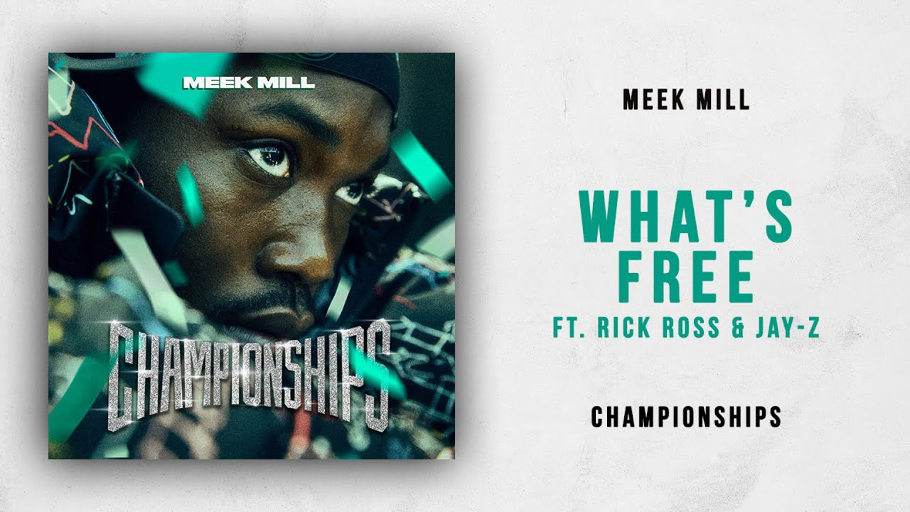 How Meek Mill's 'CHAMPIONSHIPS' Was Finished: 'It Was Down