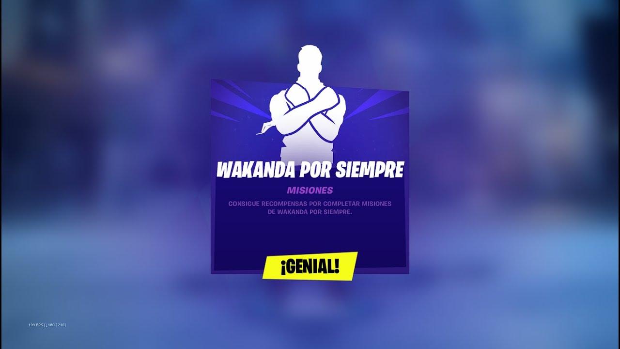 Download DESAFIOS WAKANDA POR SIEMPRE Y OPERACION ENFRIAMIENTO 2 - FORTNITE TEMPORADA 5