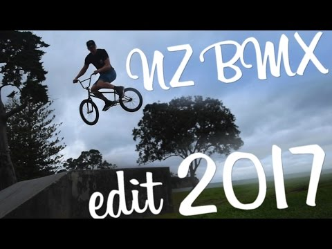 NZ BMX EDIT 2017 | JAKE SCOTT