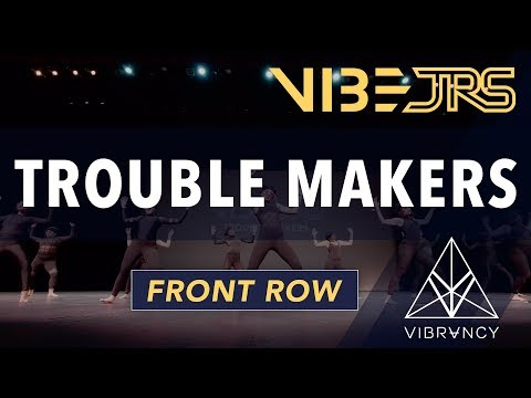 Trouble Makers   Vibe Jrs 2020 [@VIBRVNCY Front Row 4K]