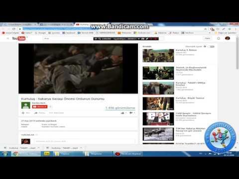Facebook Ve Youtubeden Video Indirme