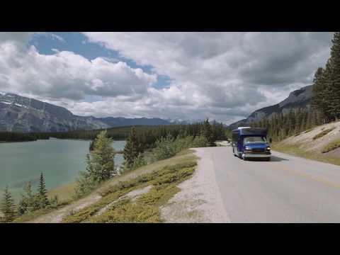 Wildlife & History Tour of Banff - Video