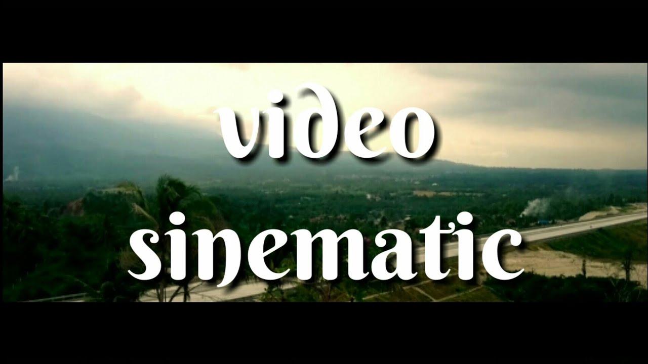 Video Cinematic Pemandangan Alam Youtube