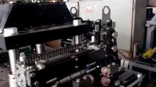Пресс-автомат ПА-50-М с валковой подачей от серводвигателя