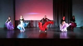 SAFFANAH RAKS- spektakl tańca orientalnego cz.4 Karsilama Thumbnail