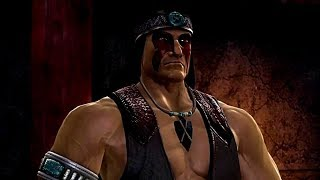 Mortal Kombat 9 #18 chapter 15 (Night Wolf)