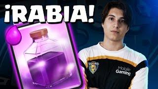 ¡¡LA RABIA!! El secreto del Mazo de Cuchii Cuu | Team Queso | Clash Royale | Español thumbnail