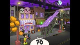 Papa's Scooperia - Halloween Season
