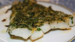 Юлия Высоцкая — Лучший рецепт рыбы в пармезане