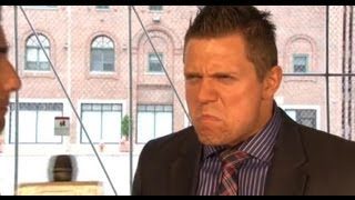 The Miz on how Cena helped him, imitates Angry Miz Girl, more