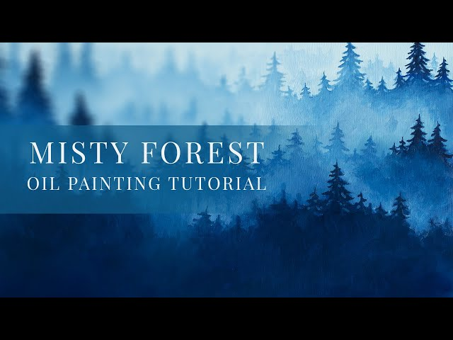 Misty Forest » Oil Painting Tutorial by tiSpark