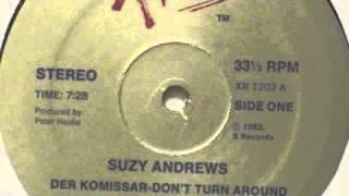 suzy andrews - der kommissar