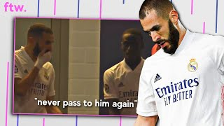 HOW CAN KARIM BENZEMA SAY THIS??? (FTW)