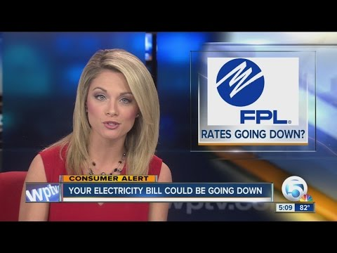 Your electricity bill could be going down
