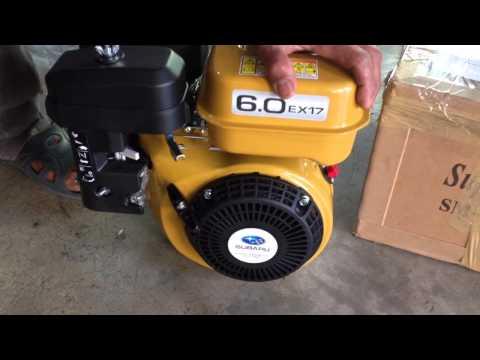 SUBARU 6HP EX17 (ROBIN)