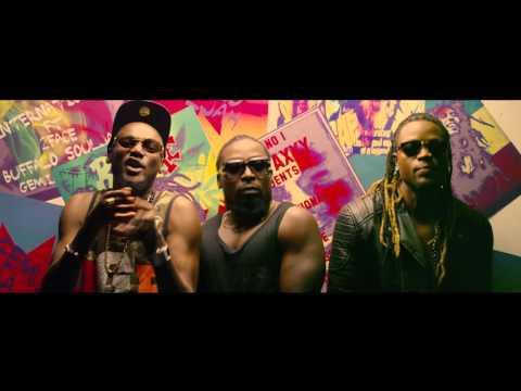 Dj Waxxy  - International ft 2baba x Buffalo Souljah x Gemini Major
