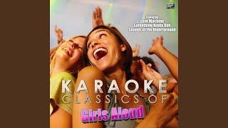 Something Kinda Ooh (In the Style of Girls Aloud) (Karaoke Version)