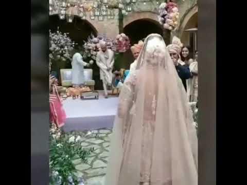 Virat Kohli & Anushka Sharma L Wedding Vedio Song L Din Shagna Da L