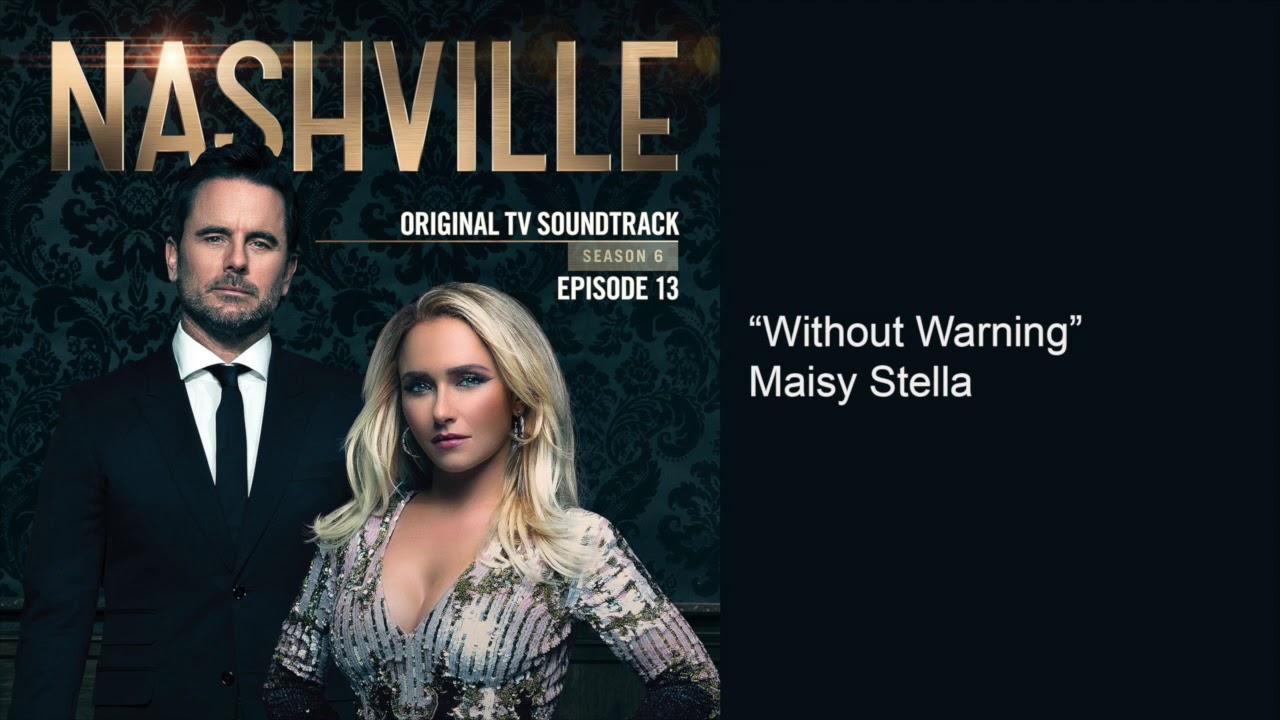 Download Without Warning (Nashville Season 6 Episode 13)