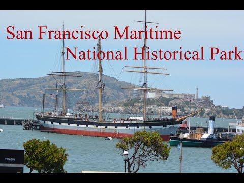 Visiting San Francisco Maritime National Historical Park