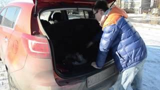 Тест-Драйв Киа Спортейдж 3 / Test-Drive KIA Sportage 3