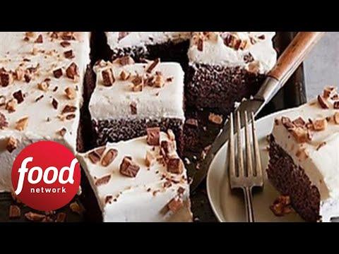 Malty Chocolate Beer Cake | Food Network