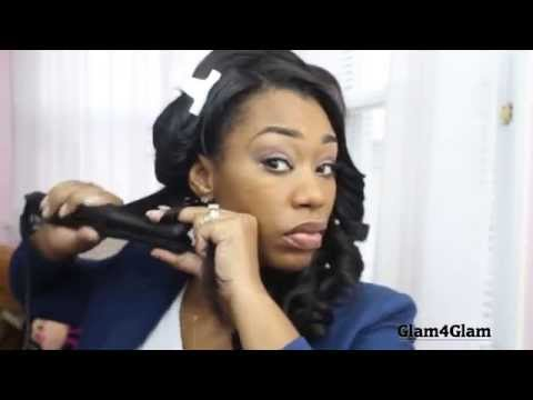 How To Curl Your Hair With Flatiron