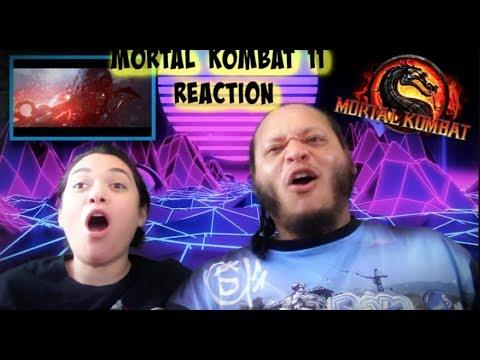 Mortal Kombat 11 Reaction thumbnail