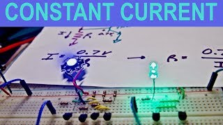 Gambar cover Constant Current Regulator Circuit - Quick, Dirty, and CHEAP!
