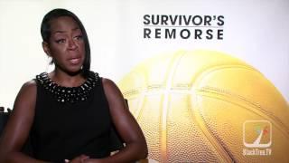 TICHINA ARNOLD - Survivors Remorse  (season 3) interview