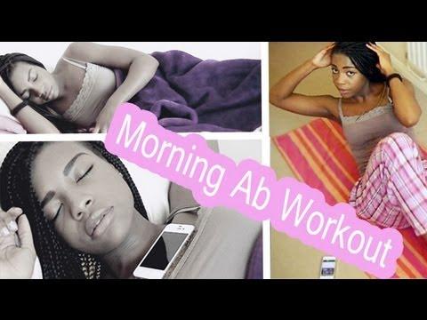 Morning ab workout scola dondo youtube