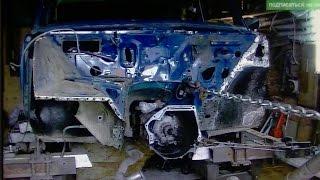 Кузовной ремонт ВАЗ 2107. Часть 2.BODY REPAIR