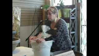 Container & Small Space Gardening Seminar 2 Of 3