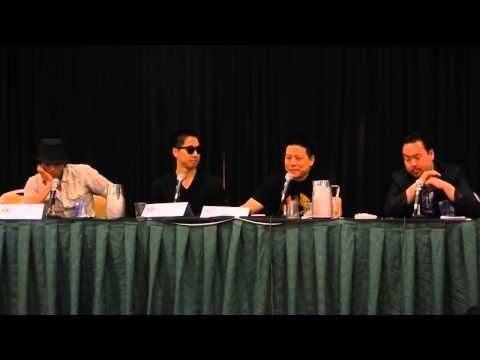 "Dragon Con 2013 ""Asian Americans in Entertainment"" Panel Part 2/3"