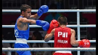 Amit Panghal knocks out Olympic champion & World No. 1