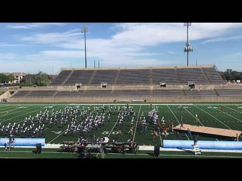 Little Elm HS Marching Band 2018
