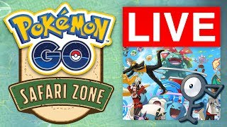 Pokémon GO Live aus dem CentrO - Seltene Pokémon ohne Ende