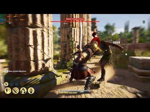 Assassin's Creed  Odyssey GTX1070 + R5 2600 Ram16 |