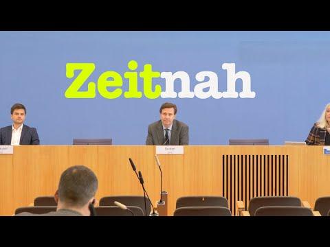 12. April 2021 - Bundespressekonferenz | RegPK