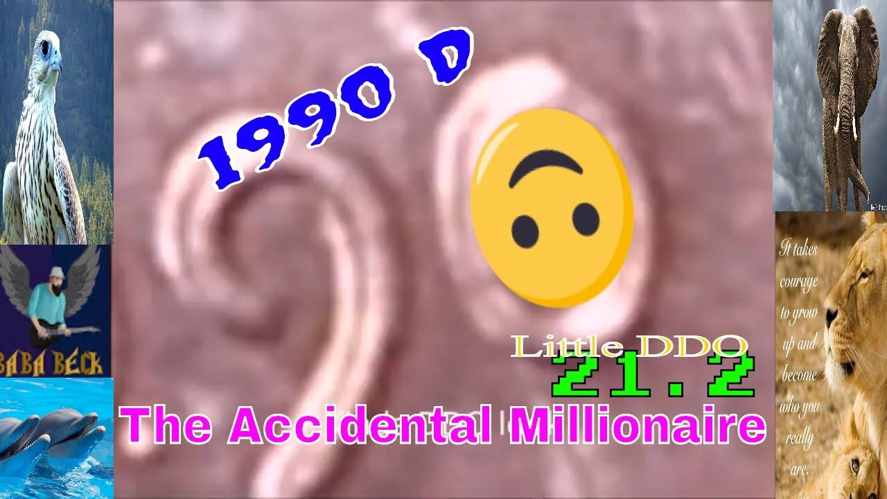 The Accidental Millionaire 21.2 | IN GOD WE TRUST | 1990 Denver JOB!!
