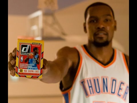 "Panini: NBA Kevin Durant ""Simon Says"" #WhoDoYouCollect (Extended)"