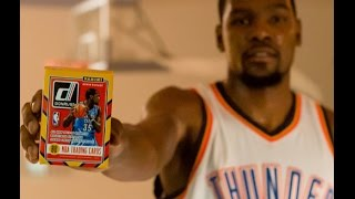 Panini: NBA Kevin Durant 'Simon Says' #WhoDoYouCollect (Extended)