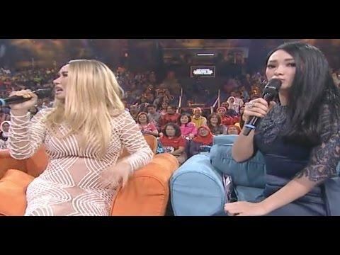 Kekesalan Titi DJ Kepada Zaskia Gotik (D'Academy Celebrity 2)