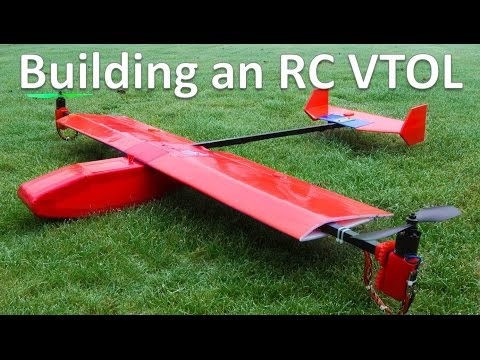 Building an RC VTOL