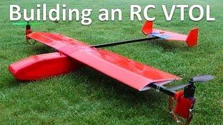 Building an RC VTOL